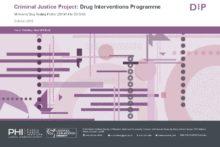 Criminal Justice Project: Drug Interventions Programme – St Helens Drug Testing Profile (2013/14 to 2015/16)