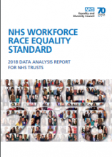 NHS Workforce Race Equality Standard 2018: Data Analysis