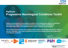 RightCare: Progressive Neurological Conditions Toolkit